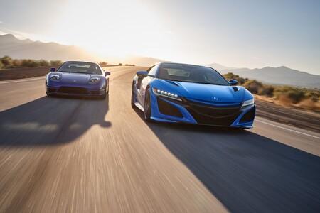 Acura NSX Long Beach Blue 2021, rinde tributo a su primera generación