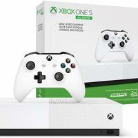Xbox One S All Digital: la primera Xbox sin unidad de discos llega a México, este es su precio