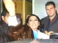 La Pantoja, detenida; las teles, de fiesta.