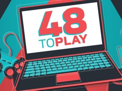 Crea un videojuego en 48 to Play en Monterrey