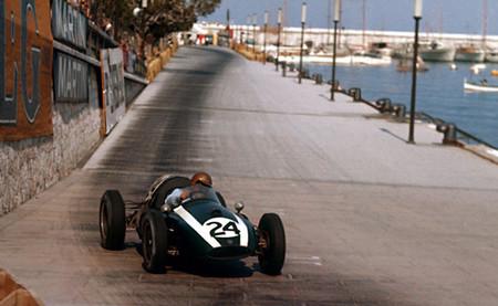 Jack Brabham GP Mónaco 1959