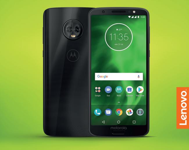 Nueva familia Moto G6: la doble cámara y la pantalla 18:9 llegan a la gama media de Motorola