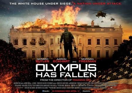 'London Has Fallen', la inesperada secuela de 'Objetivo: La Casa Blanca'