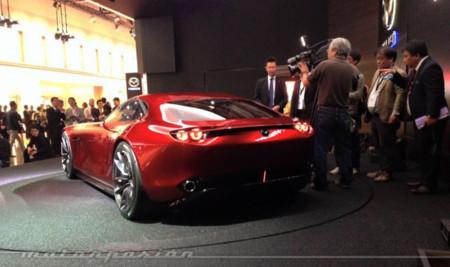 Concept Mazda RX Vision Tokyo 2015 3