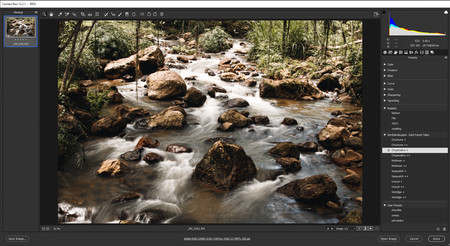 presets de lightroom no funcionan