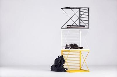 ¿Buscas un mueble moderno, ligero y versátil? Te gustará Stripe