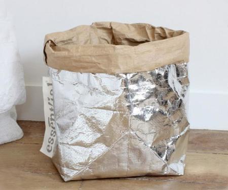 Bolsa de papel decorativa
