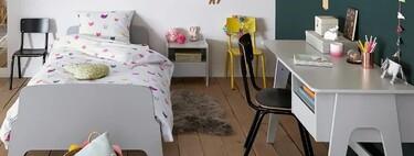 Vuelta al cole: Escritorios pequeños para dormitorios infantiles pequeños