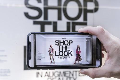 Cada vez será más difícil vencer la tentación de comprar en Zara: la realidad aumentada llega a sus tiendas