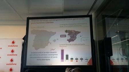 Vodafone continuará con su despliegue de fibra, centrándolo en zonas sin cobertura de ONO
