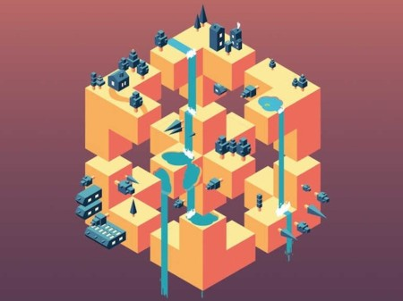 Skyward se acerca a la belleza de Monument Valley por la vía del endless runner
