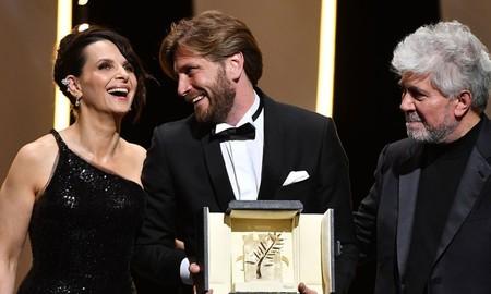 Palmarés de Cannes 2017: Ruben Östlund gana la Palma de Oro con 'The Square'