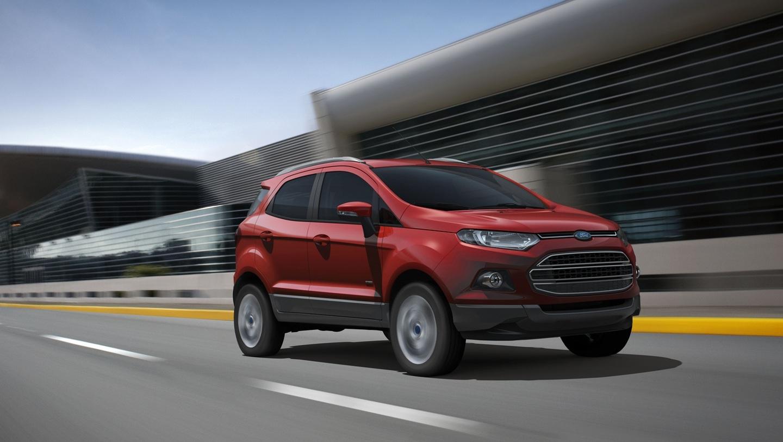 Foto de Ford EcoSport (1/6)