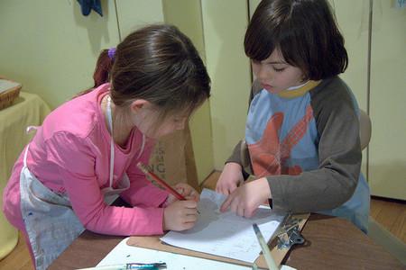 Juegos con lápiz y papel para la sobremesa