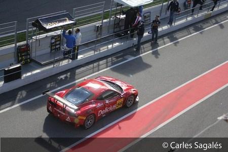 Galería de fotos del International GT Open en el Circuit de Catalunya