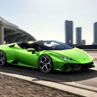 Lamborghini Huracán EVO Spyder: ahora descapotable para disfrutar de su V10 de 640 CV melena al viento