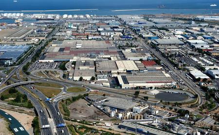 Fábrica Nissan Barcelona