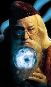 J.K. Rowling saca del armario a Dumbledore