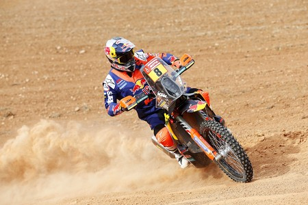 Toby Price Red Bull Ktm Rally Factory Racing Team Shooting 2018