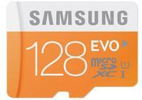 Samsung también apuesta por las tarjetas micro-SDXC de gran capacidad con su familia EVO