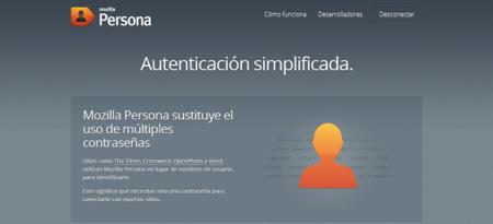 Mozilla lanza la primera beta de Persona, su sistema de identidad global