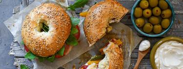 Receta fácil de bagels, los panecillos más populares de Nueva York