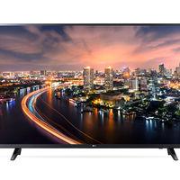 ¡Chollo! Smart TV de 43 pulgadas LG 43UJ620V, con resolución 4K, por sólo 299 euros con este cupón