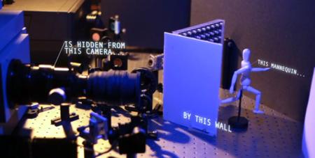 El MIT presenta la cámara que capta objetos detrás de la esquina
