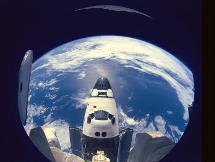 La foto de la semana: nuestra pequeña esfera azul