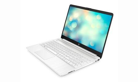 Más económico imposible: El Corte Inglés te deja un portátil como el HP 15s-eq1015ns por sólo 299 euros