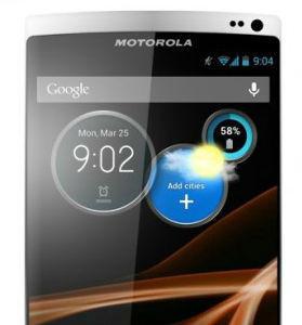 Motorola X Phone tardará en llegar: en agosto como poco