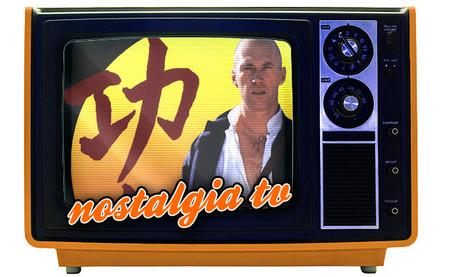 'Kung fu', Nostalgia TV