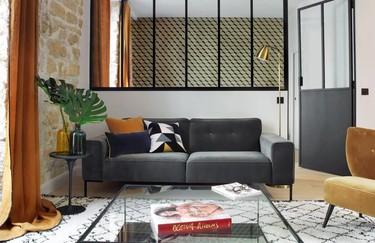 Puertas abiertas: Un precioso apartamento en París
