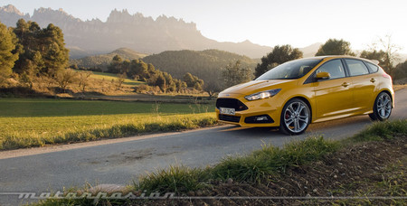Ford Focus ST 2015, toma de contacto