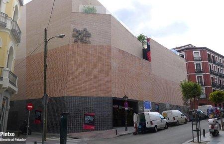 Mercado de San Antón en Madrid