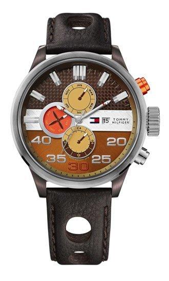 Nuevos relojes Tommy Hilfiger masculinos para Otoño 2011