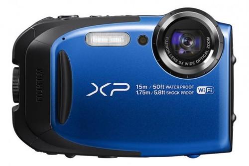 Fujifilm FinePix XP80, todos los detalles acerca de la nueva cámara de acción