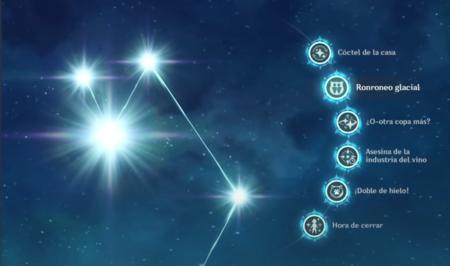Constelaciones de Diona Genshin Impact
