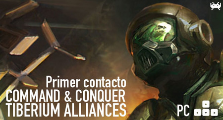 'Command & Conquer Tiberium Alliances' para PC: primer contacto