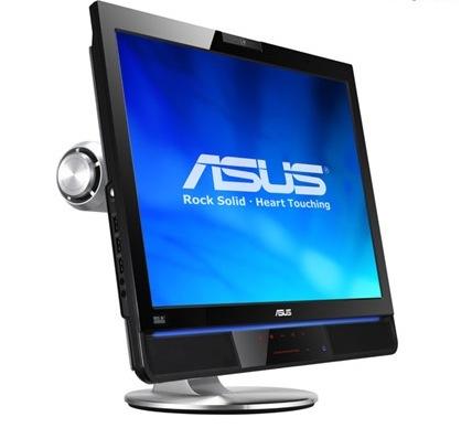 Asus tendrá monitores inalámbricos por WUSB