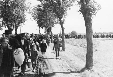 Refugiados Alemanes