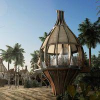 Así va a ser el primer hotel del mundo dedicado enteramente a la felicidad