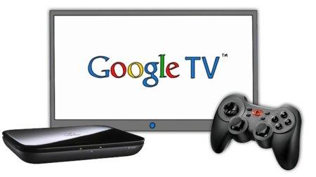 Google y Logitech ven en Google TV una plataforma de éxito para videojuegos