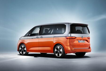 Nuevo Volkswagen Multivan T7 2022