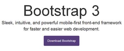 Guía de novedades de Bootstrap 3
