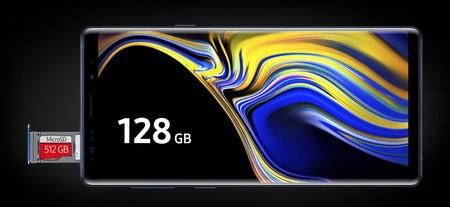 Samsung Almacenamiento