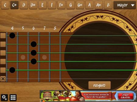 Guitar Chords y Guitarra, dos aplicaciones gratuitas que te ayudarán enormemente a mejorar con la guitarra