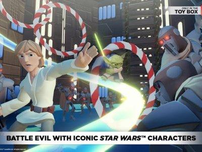 Disney Infinity 3.0 llega a Android con sus personajes de Star Wars