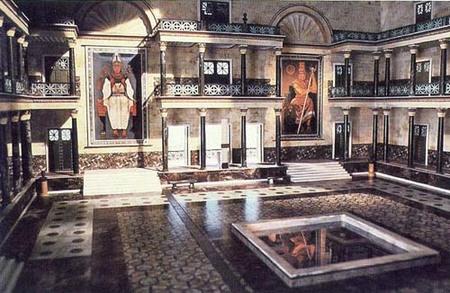 Reconstrucción de la Biblioteca de Alejandría