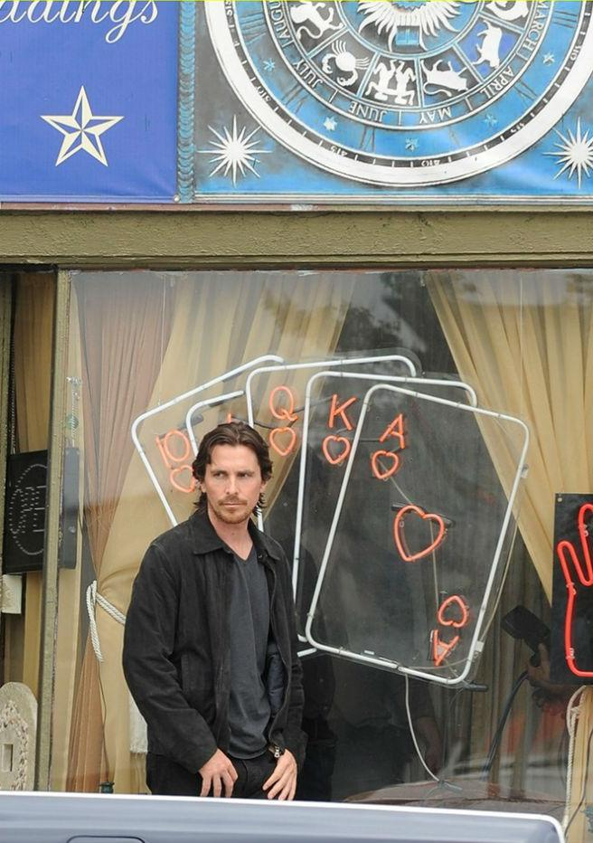 Foto de 'Knight of Cups', fotos del rodaje (12/23)
